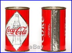 1960's Coca Cola diamond can from the UK