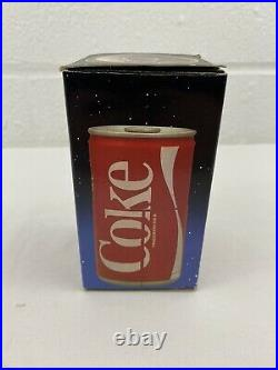 1980s Vintage Coca-Cola Can Transformer Robot Mint Brand New In Box