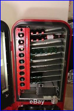 Classic 1955 Vendo 81 Coca-Cola Vending Machine Fully Restored and Fucntional