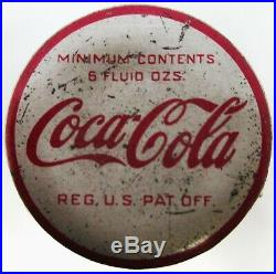 Coca-Cola Brown Straight Sided Glass Bottle Memphis, Tenn. Brown Tint (video)