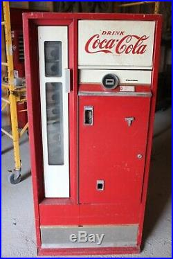 Coca Cola Vending Machine Cavalier Vtg BHL-871 Things Go Better With Coke @@@