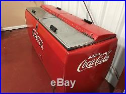 Coke Vending Machine Mini Red Retro Kitchen Fridge Ice Coca Cola