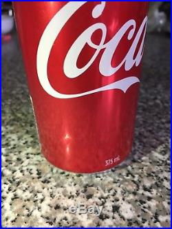 Empty Sealed Coke A Cola Can