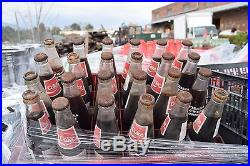 Large Lot 5000+ Collectible Soda Bottles Coca Cola Pepsi Others 1970-90's Coke