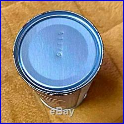Super Rare BLUE Coca-Cola Empty Can made in 1970's Trial Production