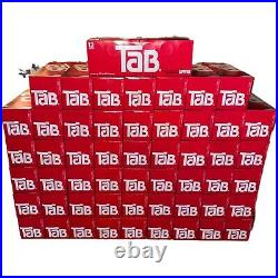 Tab Soda 12 Pack Soft Drinks Exp July 26th