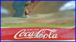 Vintage 1933 Coca-cola Tray Frances Dee Paramount Player by American Art Works