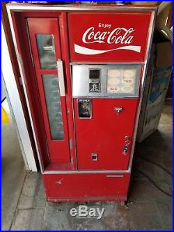 Vintage COCA-COLA Coke Vending Machine